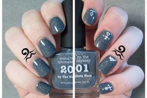 2001 - PicturePolish x Kate the Nailista
