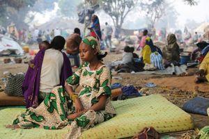 460 000 Centrafricains ont fui le conflit armé dans leur pays pour se réfugier à l'étranger alors que