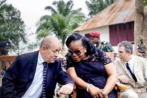 ÉLECTION EN CENTRAFRIQUE : JEAN-YVES LE DRIAN CONFIANT