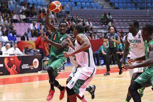 Afrobasket 2015: Nigéria Centrafrique (88-63) une défaite incontestable malgré la détermination de nos fauves et des supporters.