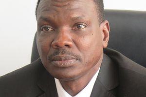 LE PREMIER MINISTRE MAHAMAT KAMOUN AU MICRO DE CHRISTOPHE BOISBOUVIER