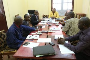 CENTRAFRIQUE: COMMENT FONCTIONNE LE CENTRE DE TRAITEMENT DES DONNÉES A L'ANE ?