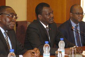 CENTRAFRIQUE: LE FMI EN DISCUSSION AVEC LE GOUVERNEMENT DE TRANSITION