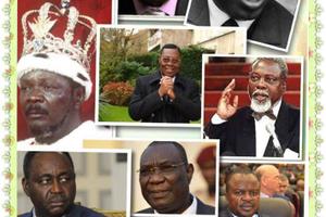 A UN MOMENT OÙ UN AUTRE , ILS ONT DIRIGÉ LA NATION CENTRAFRICAINE