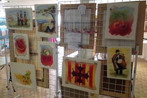 Expo d'automne à Saint-Laurent-du-Var