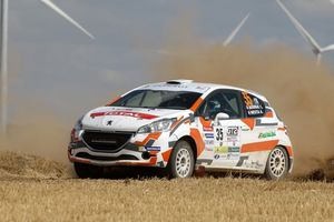 CYRIL AUDIRAC IS BACK EN 208 RALLY CUP !