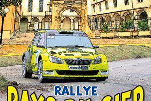 Affiches de rallye de la saison 2016