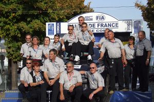 INTERVIEW D'UN COMMISSAIRE DE RALLYE