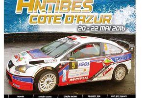 51eme Rallye Antibes Côte d'Azur