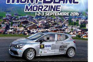 Le rallye Mont-Blanc sur L'équipe 21 le jeudi 22 septembre