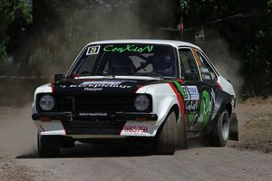 25 ans d'Ypres Historic Rally