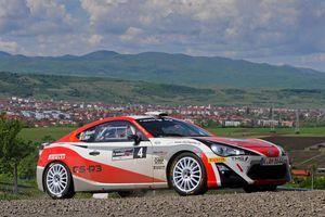 TOYOTA de retour en ERC avec le triple Champion Luca ROSSETTI