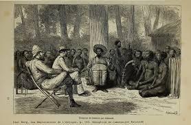 Explorateurs en Afrique de l'ouest