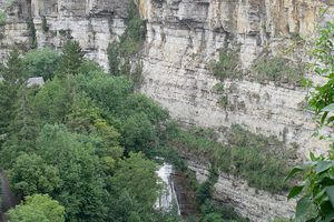 Bozouls dans l'Aveyron
