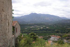 Le Conflent: entre Cerdagne et Roussillon.