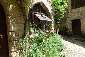 Les portes de Bruniquel
