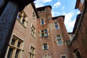 Hôtel Pierre de Brens à Gaillac.