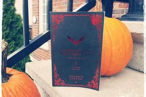 Vampires et créatures de l'autre monde T.1