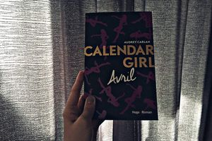 Calendar Girl : Avril