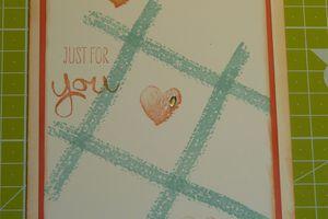 """carte d'anniversaire """"morpion"""" !!!"""