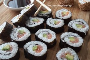 Sushis faciles