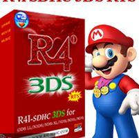 Tuto :comment utiliser R4I sdhc 3ds rts carte avec 1.84b sur console 3DS(XL)V11.1.0-34u ?