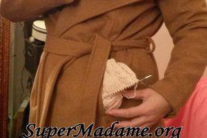 Le tricot circulaire... le tricot qui nous colle (littéralement) à la peau !