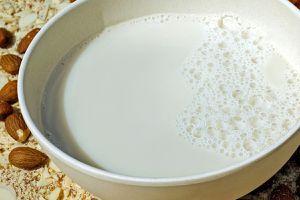 Pana cotta au lait d'amande