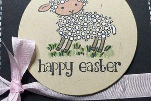 Carte Happy Easter...