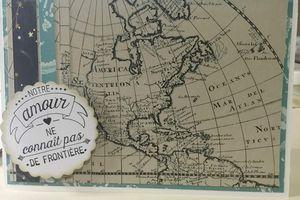 Carte pour voyager... par ci par là