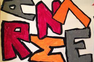 A la manière d'Alexander Calder (Graphisme : les lignes brisées) GS