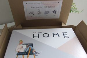 My Little Box de Février 2016 : My Little Home Box...