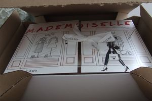 My Little Box de Septembre 2016 : Mademoiselle...