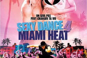 Film - sexy Dance 4: Miami heat, step up revolution