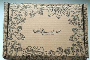 Belle au Naturel - Ma box de Février 2017