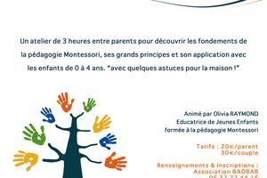 Atelier parents samedi 19 mars