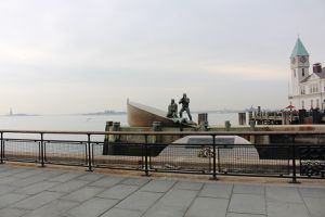 New York : la pointe de Manhattan et Battery Park