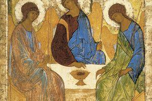 Homélie du 1er dimanche après la Pentecôte (2016) La Sainte Trinité