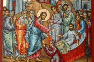 Homélie du 15ème dimanche après la Pentecôte: Le fils de la veuve de Naïm (2016)