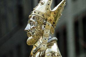 SAINT SERVAIS ( ? + 384) évêque de TONGRES
