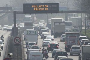 POLLUTIONS DE L'AIR À ST-ÉTIENNE