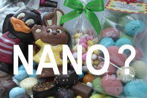 DES NANOPARTICULES DANS UNE CENTAINE DE CHOCOLATS DE PÂQUES