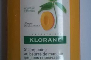 Klorane, Shampooing, Beurre de Mangue
