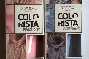 L'Oréal Paris, Colorista, Washout et Colorista, Fader