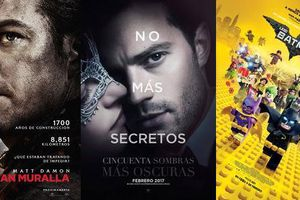 BOX-OFFICE COLOMBIE - 16 AU 19 FÉVRIER 2017