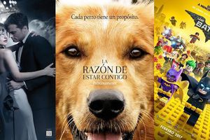 BOX-OFFICE VENEZUELA - 17 AU 19 FÉVRIER 2017