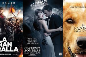 BOX-OFFICE VENEZUELA - 03 AU 05 MARS 2017
