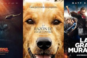 BOX-OFFICE VENEZUELA - 10 AU 12 MARS 2017