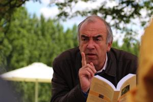 ALAIN BARATON - LIRE AU JARDIN – 3ÈME EDITION