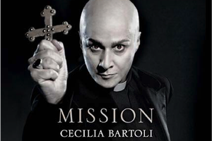 CECILIA BARTOLI – MISSION  (ARIAS D'AGOSTINO STEFFANI)